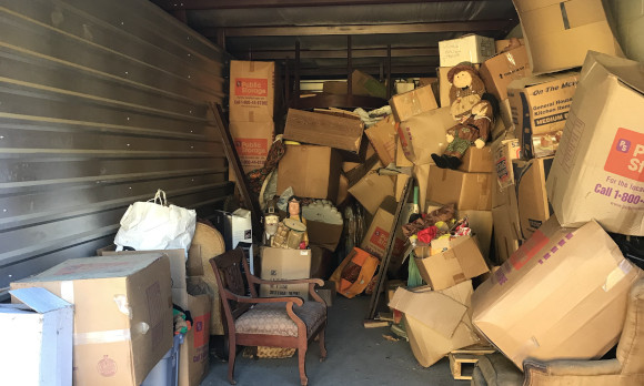 Raleigh Commercial Junk Removal After