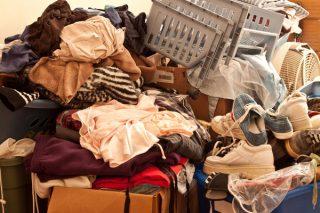 McJunk hoarder cleanout