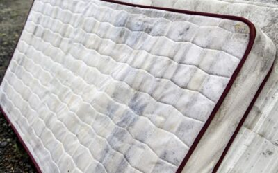 Residential Junk Removal: Getting Rid of an Old Mattress