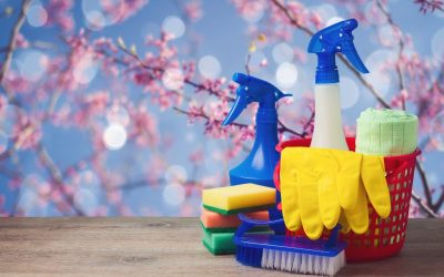 It Is Never Too Early For Spring Cleaning In The Home
